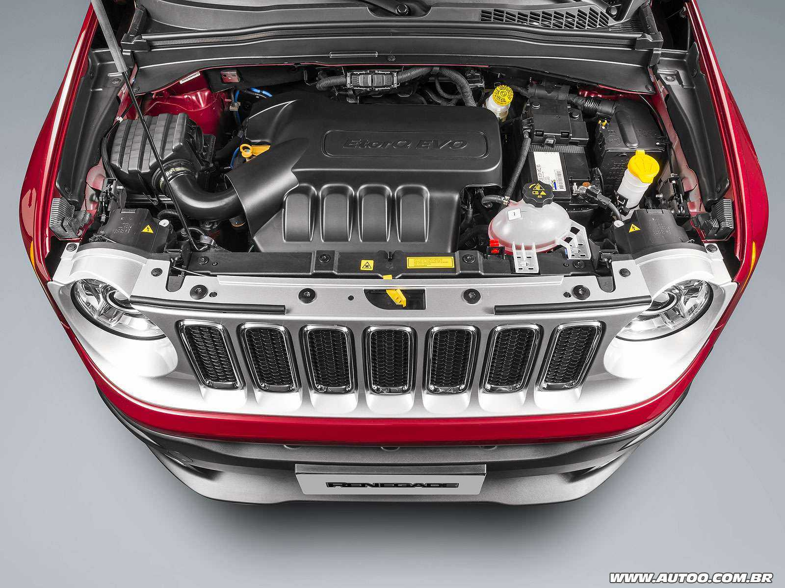 JeepRenegade 2017 - motor