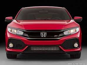 Honda mostra o protótipo do novo Civic Si
