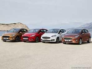 Ford revela a oitava geração do Fiesta na Europa