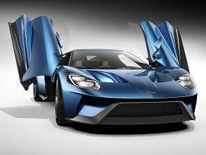 Ford e Dodge exibirão seus superesportivos no Salão de SP