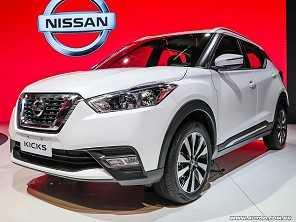 Nissan Kicks ganha versão mais barata