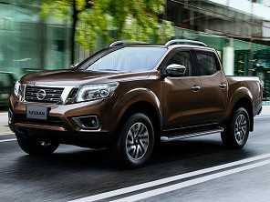 Nissan confirma a nova geração da Frontier no Salão de SP