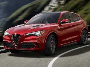 Alfa Romeo Stelvio estreia nos EUA