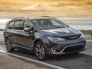 Van de luxo, Chrysler Pacifica estará no Salão de São Paulo
