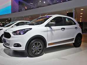 Ford lança o Ka Trail por R$ 47,7 mil