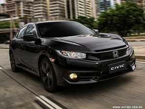 Dúvida entre queridinhos do segmento: Toyota Corolla ou o novo Honda Civic?