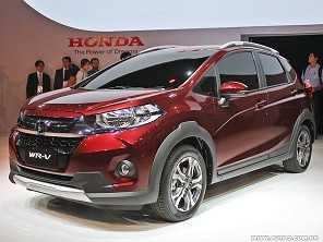 Com WR-V, Honda inventa o Fit SUV