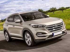 Hyundai New Tucson estará no Salão para ficar