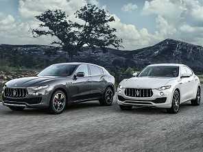 Primeiro SUV da Maserati, Levante fará estreia no Salão de SP