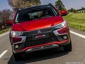 Mitsubishi ASX ficará mais compacto na próxima geração