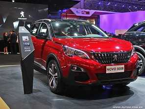 Novo Peugeot 3008 tem interior cativante