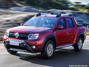 Sucessora da Renault Duster Oroch estreia por volta de 2025