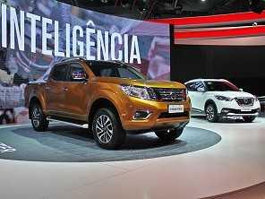 Nissan inicia 2017 com nova Frontier e Kicks em versão mais acessível