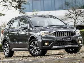 Jeep Compass, Suzuki S-Cross ou Renault Captur?