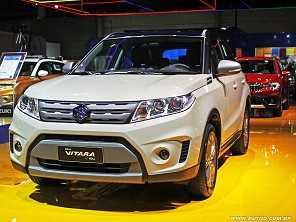 Suzuki remaneja gama de SUVs com a chegada do Vitara