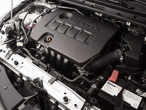 Toyota vai nacionalizar os motores 1.8 e 2.0 do Corolla