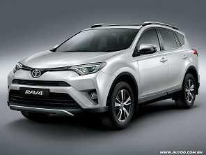 Toyota apresenta o RAV4 2017 e o C-HR no salão