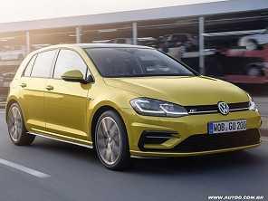 Volkswagen Golf estreia novidades importantes na Europa