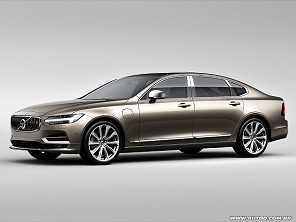 Luxuoso, Volvo S90 ganha versão ''só para patrão''