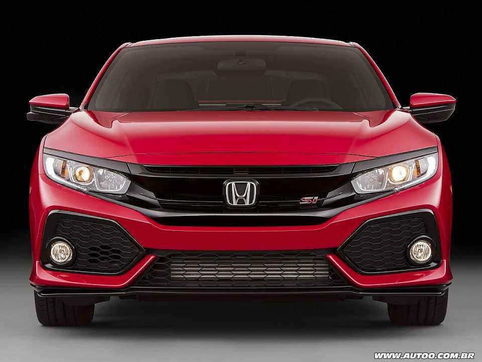 Honda Civic Si Prototype 2017