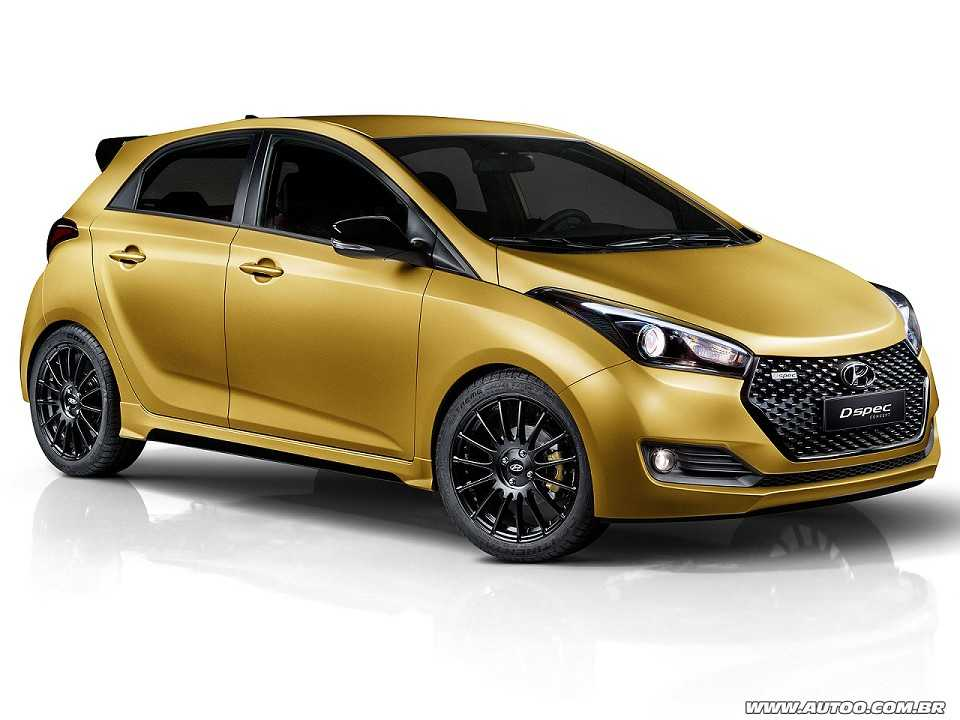 Hyundai HB20 D spec Concept