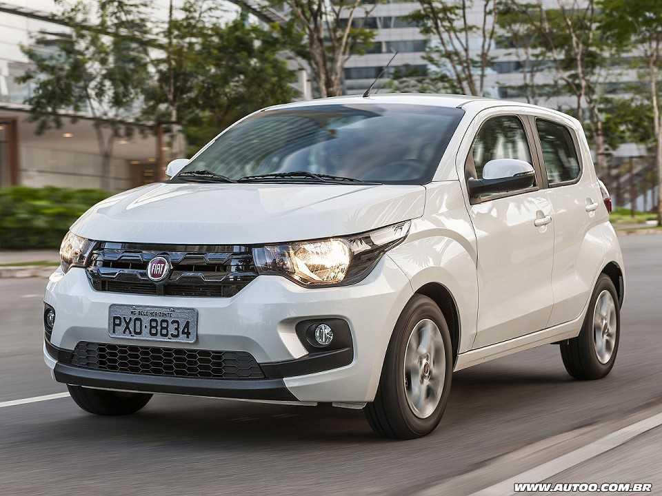 Fiat Mobi 2017