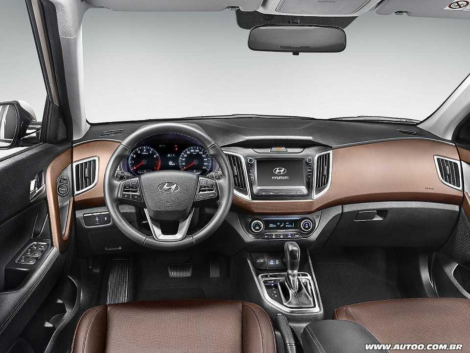 HyundaiCreta 2017 - painel