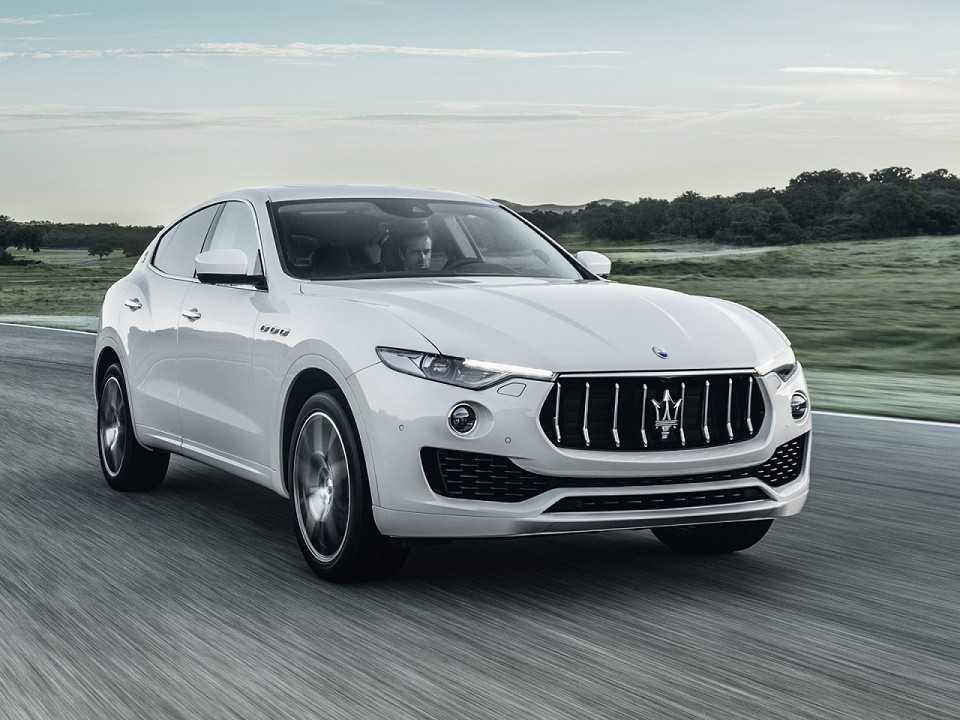 MaseratiLevante 2016 - ângulo frontal