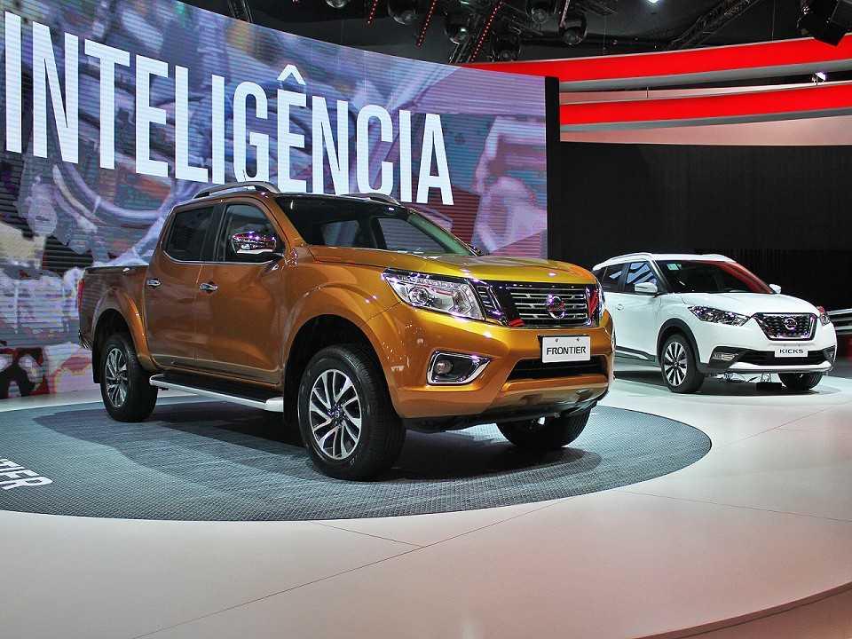 Nova Frontier e o Kicks SV Limited: Nissan quer manter vendas em alta no ano que vem