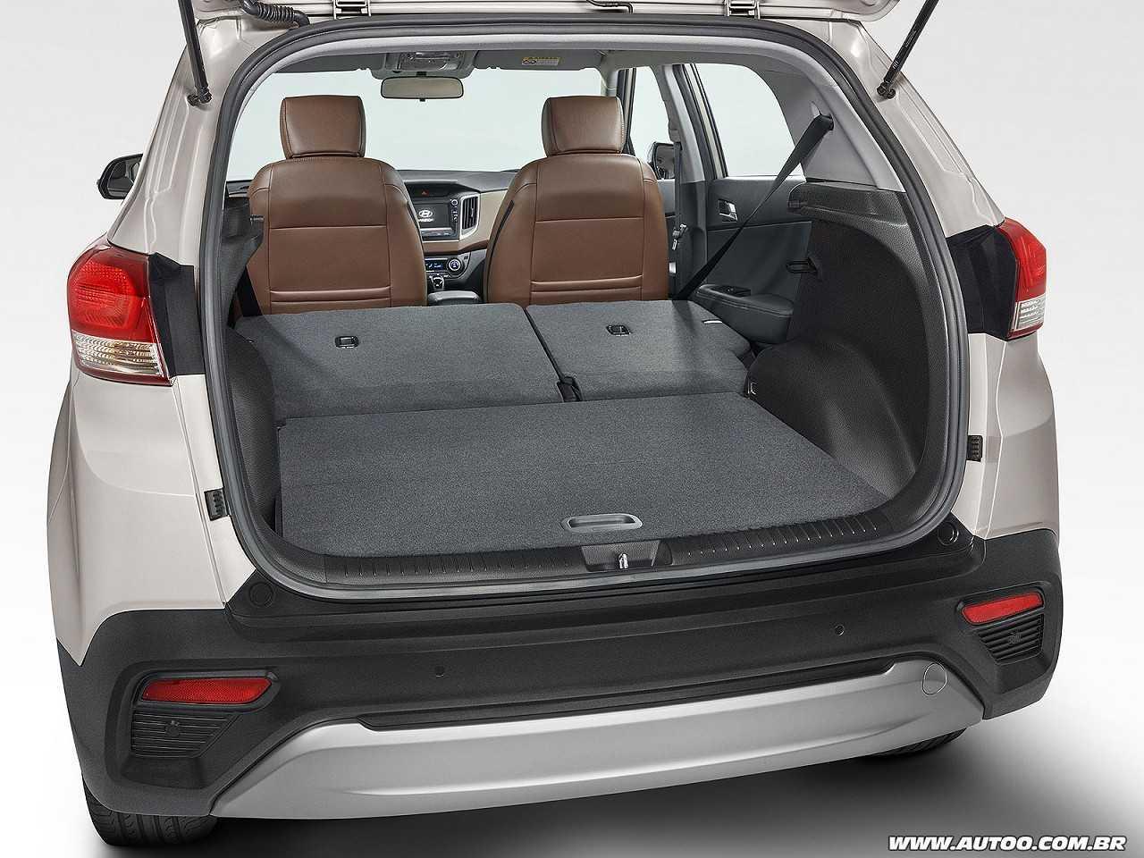 HyundaiCreta 2017 - porta-malas