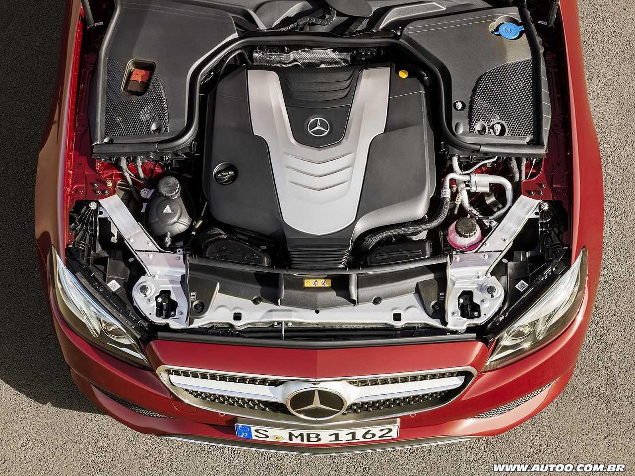 Mercedes-BenzClasse E Coupé 2017 - motor