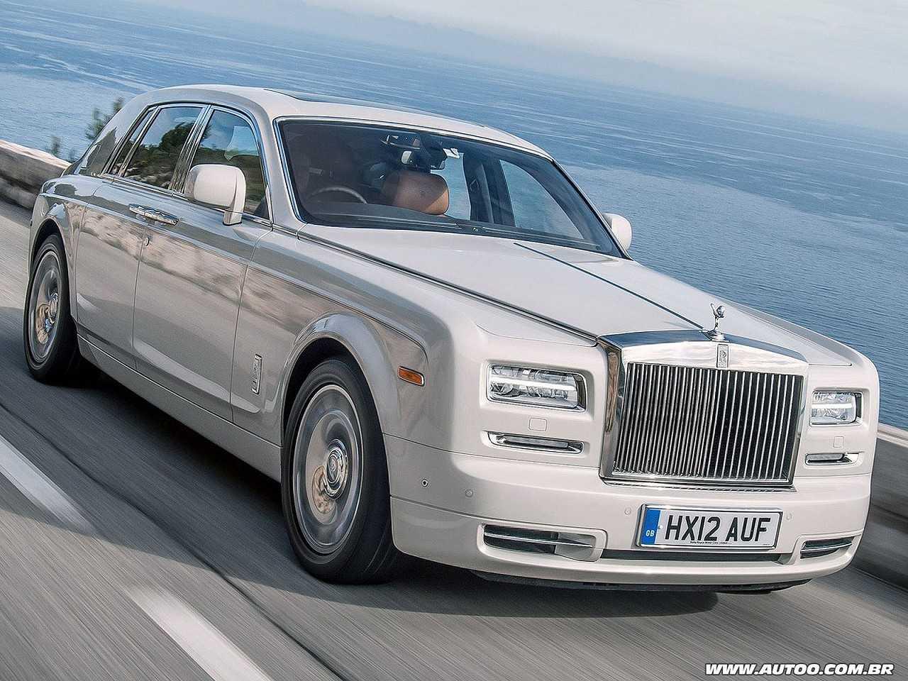Rolls-Royce Phantom 2016