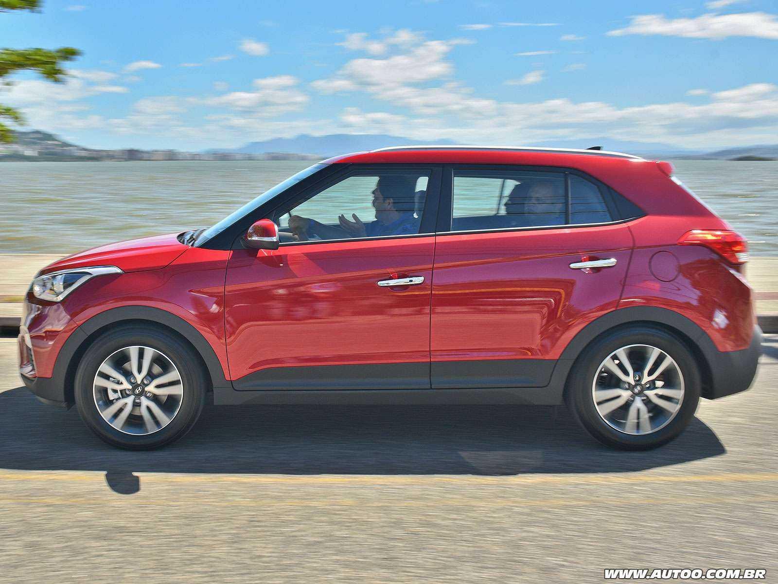 HyundaiCreta 2017 - lateral