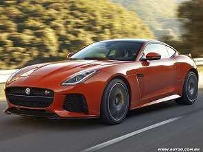 Jaguar F-Type SVR chega ao mercado por R$ 883.112