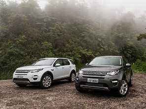 Discovery Sport e Evoque a diesel passa a ser fabricados no Brasil