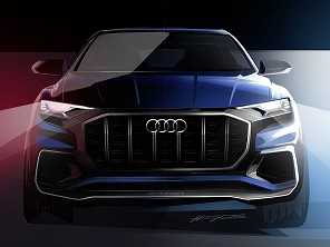 Audi confirma a estreia do Q8 para janeiro