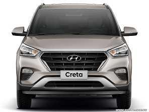Hyundai Creta chega às lojas em janeiro por R$ 72.990