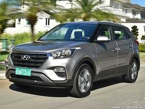 Suspensa, versão para PCD do Hyundai Creta é a mais vendida do SUV