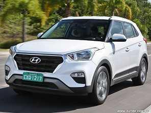 Sem surpreender, Hyundai Creta é um bom SUV compacto