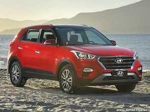 Hyundai Creta avança e ultrapassa vendas do Renegade em abril