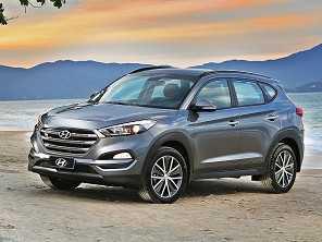 Hyundai New Tucson quer conquistar pela mecânica