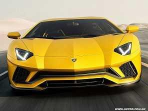 Lamborghini revela o Aventador S