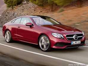 Mercedes-Benz revela a nova geração do Classe E Coupé