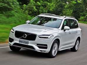 Com motor diesel, Volvo XC90 vai incomodar ainda mais SUVs alemães