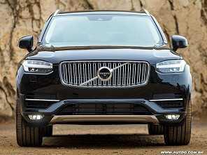 Nova geração do Volvo XC60 já está quase pronta
