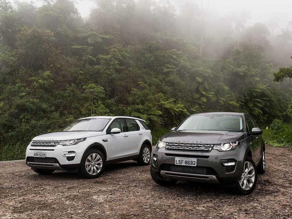 Linha nacional da Land Rover passa a contar com opções a diesel