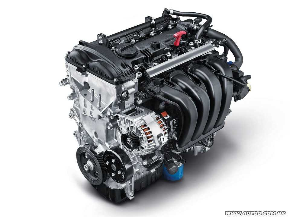 HyundaiCreta 2017 - motor