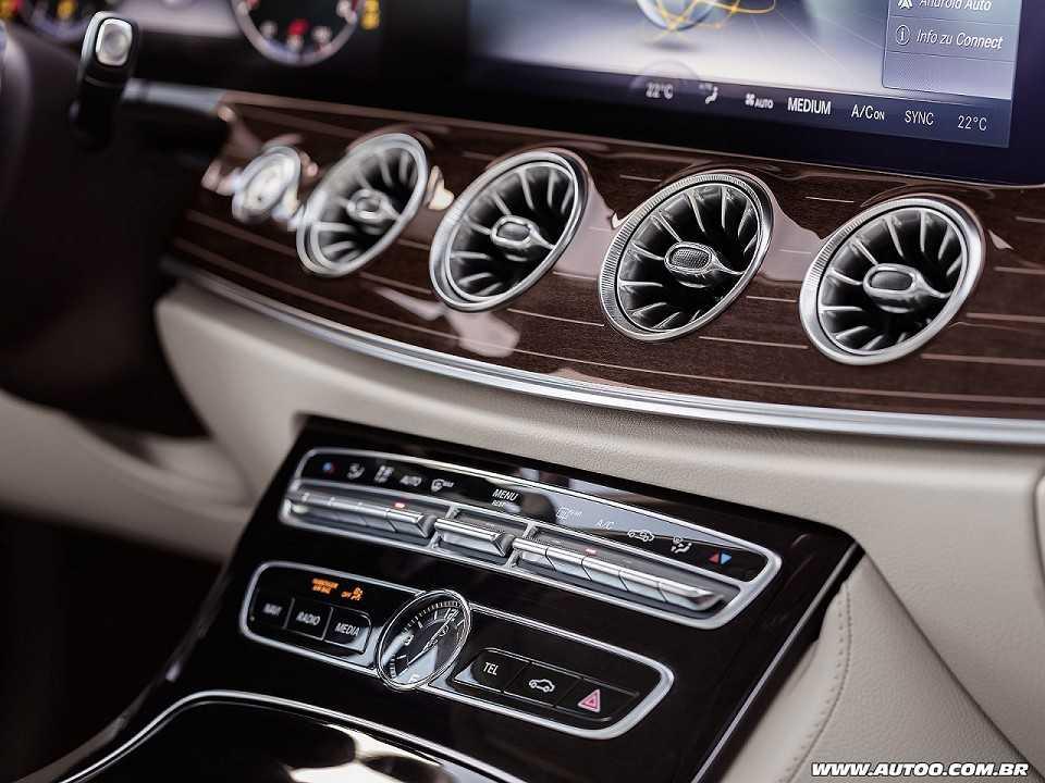 Mercedes-BenzClasse E Coupé 2017 - outros