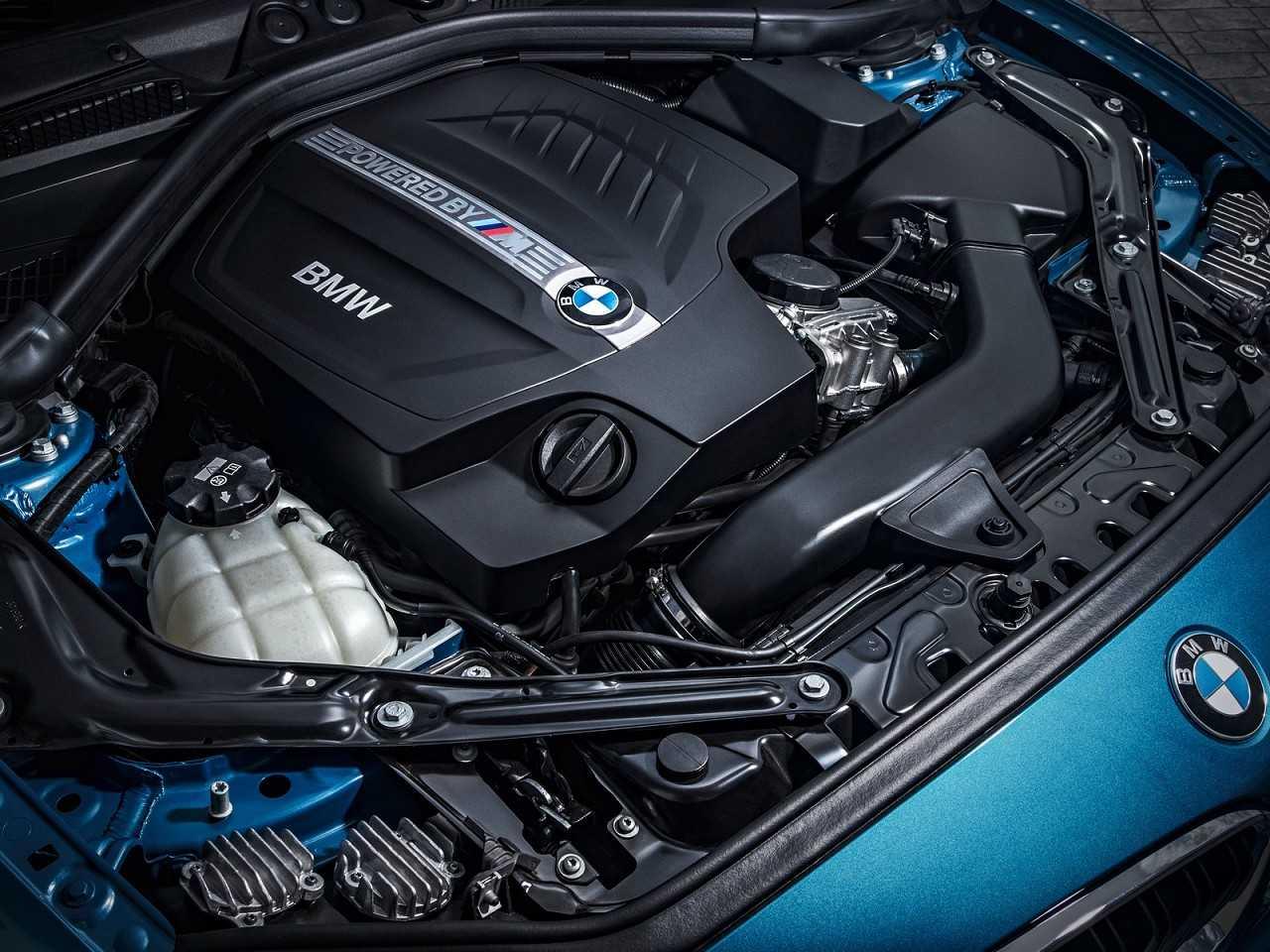 BMWM2 2016 - motor