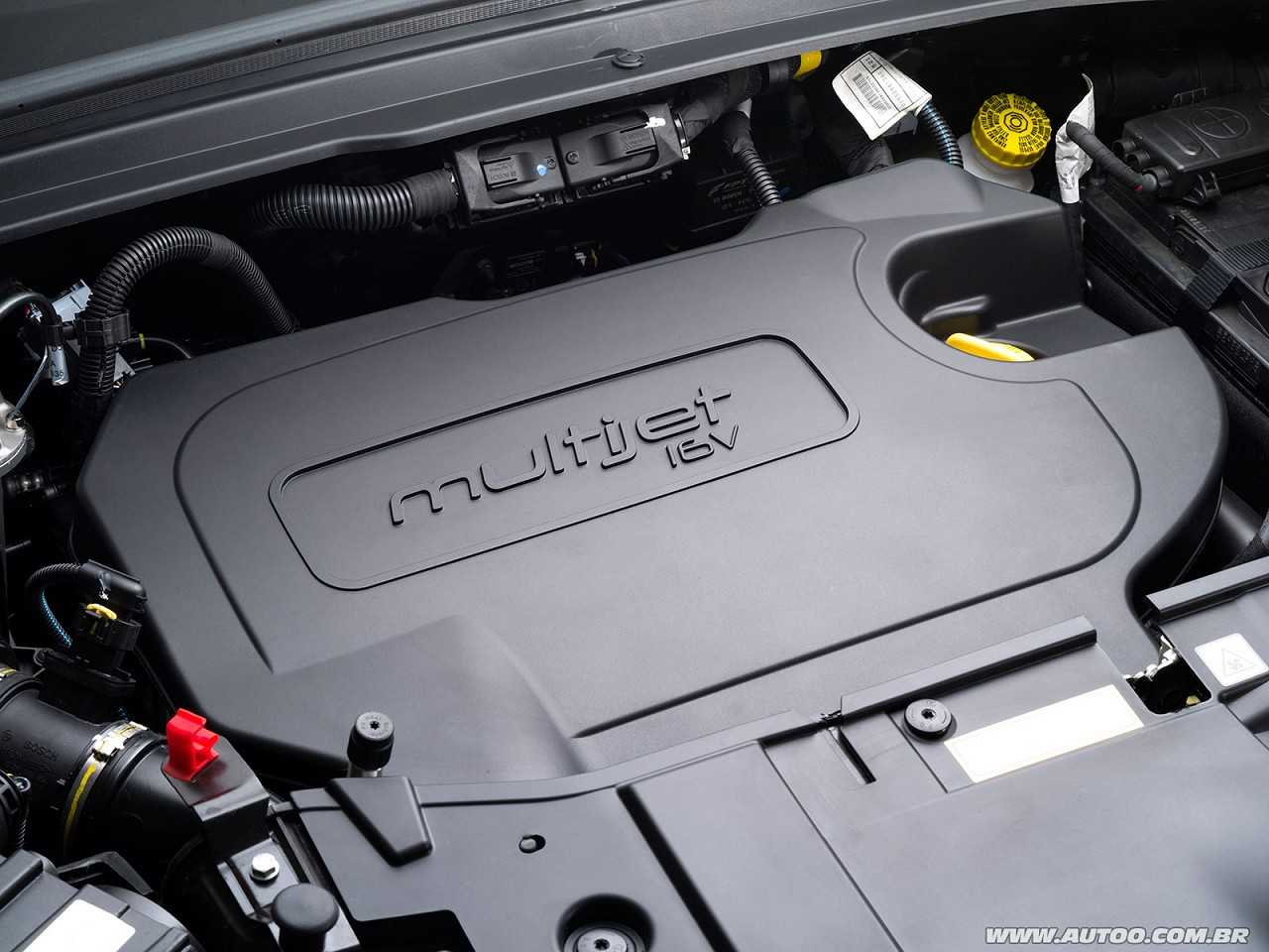 FiatToro 2017 - motor